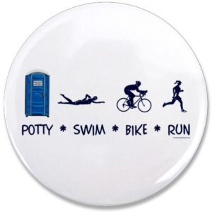 potty swim bike run