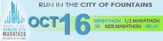 Kansas City Marathon Banner